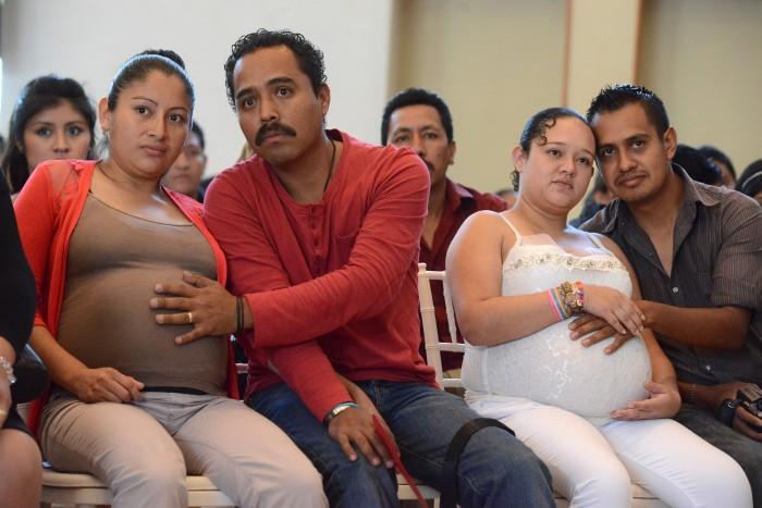 Reporta salud 22 casos de Zika en mujeres embarazadas