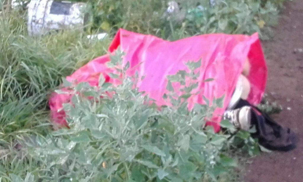 Hallan cuerpo de una mujer en descomposición en Tlapacoyan