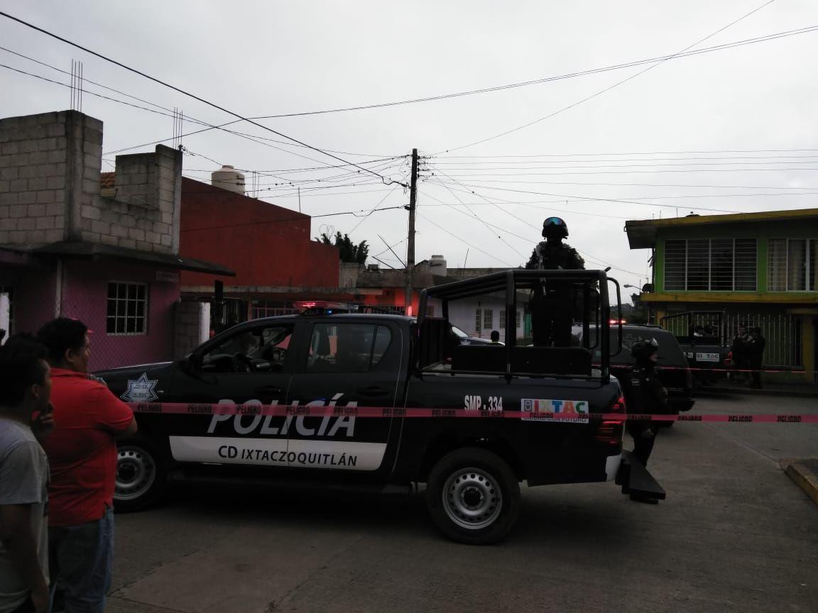 Abandonan ocho bolsas con restos humanos en Ixtaczoquitlán