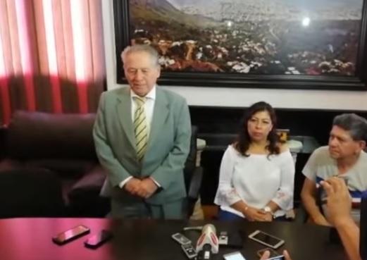 """Video: Alcalde declara """"estado de emergencia"""" por secuestros"""