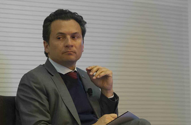 Emilio Lozoya comparece por caso Agro Nitrogenados