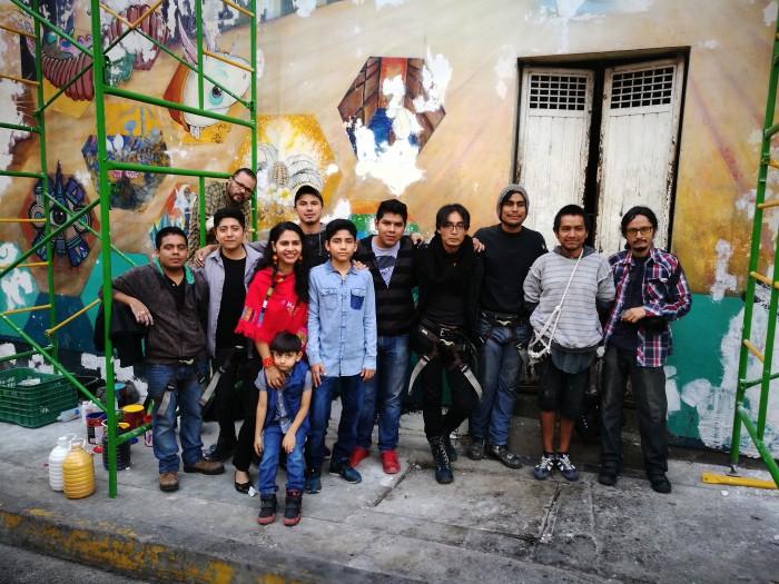 Rescatar obra de Emmanuel Cruz, el mejor regalo en el cumpleaños: Karina
