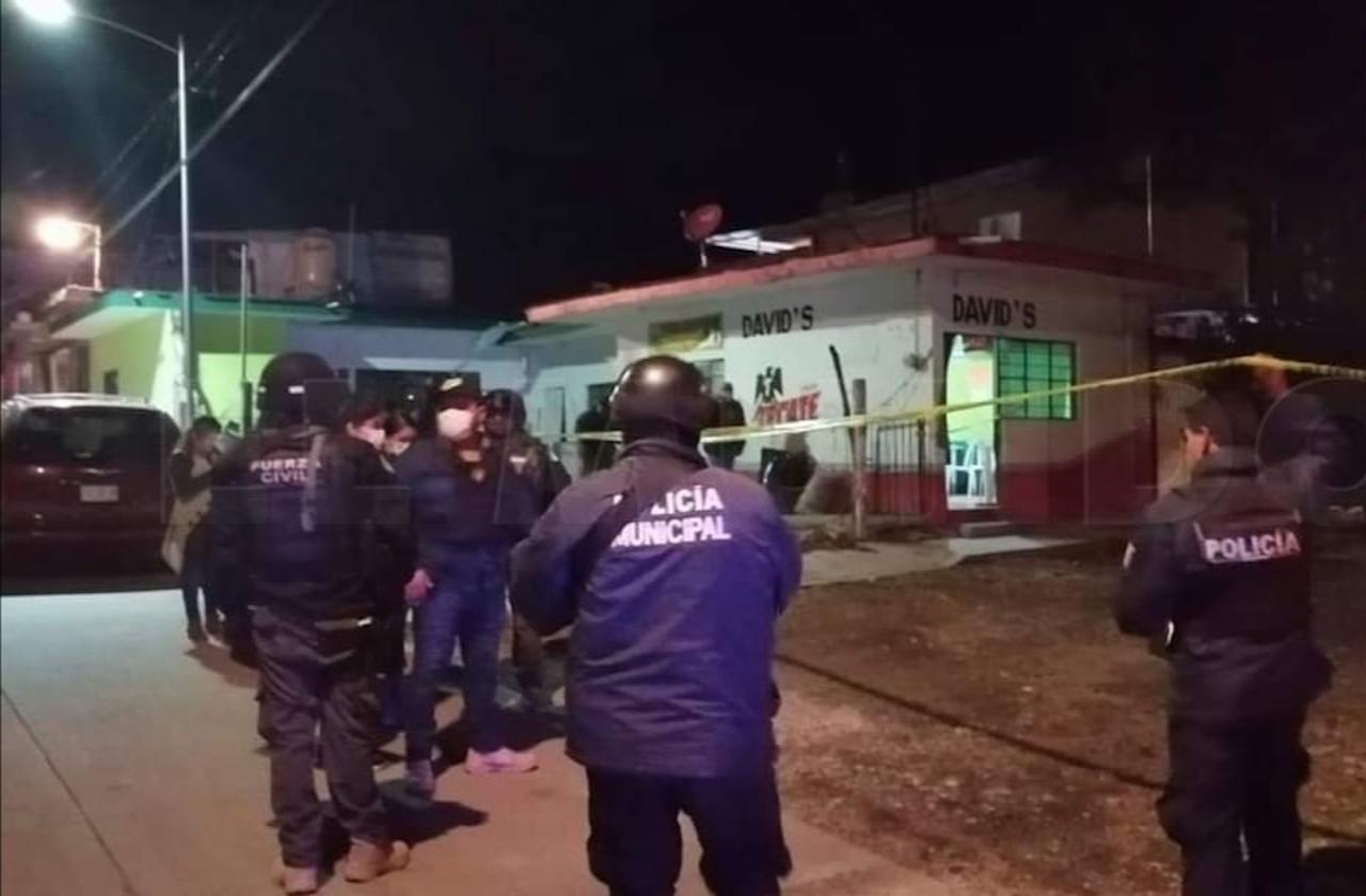 Asesinan a balazos a propietario de bar, en Nogales