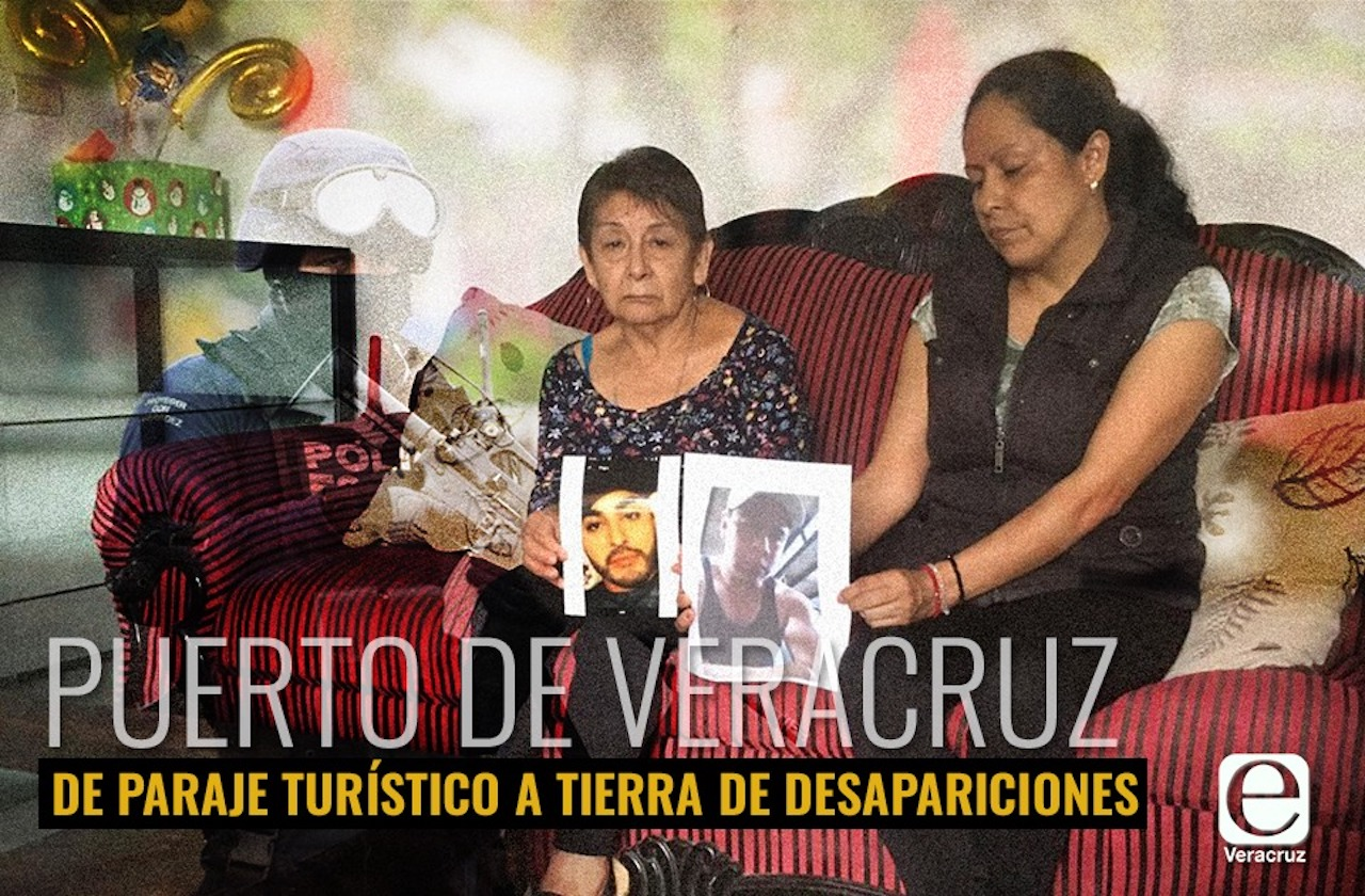 Puerto de Veracruz, de paraje turístico a tierra de desapariciones