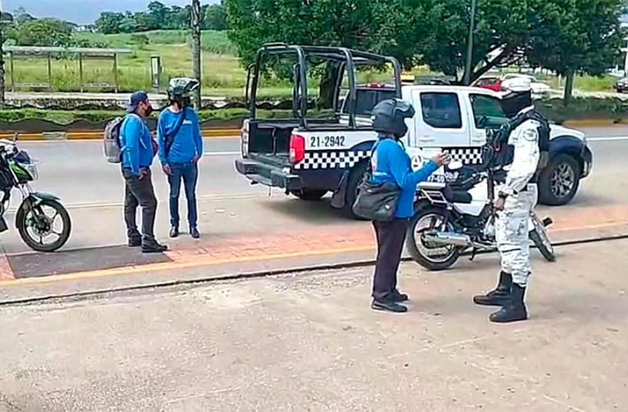 En asalto, balean a repartidor de farmacia en Córdoba