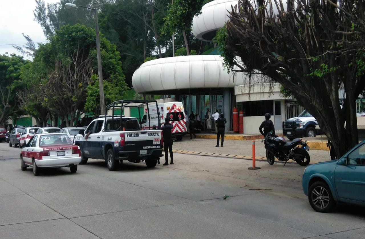 En asalto hieren a petrolero jubilado de Coatza