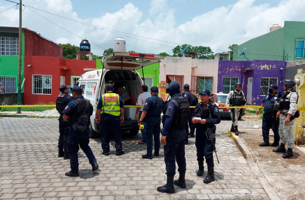 En atentado, asesinan a dos en San Andrés