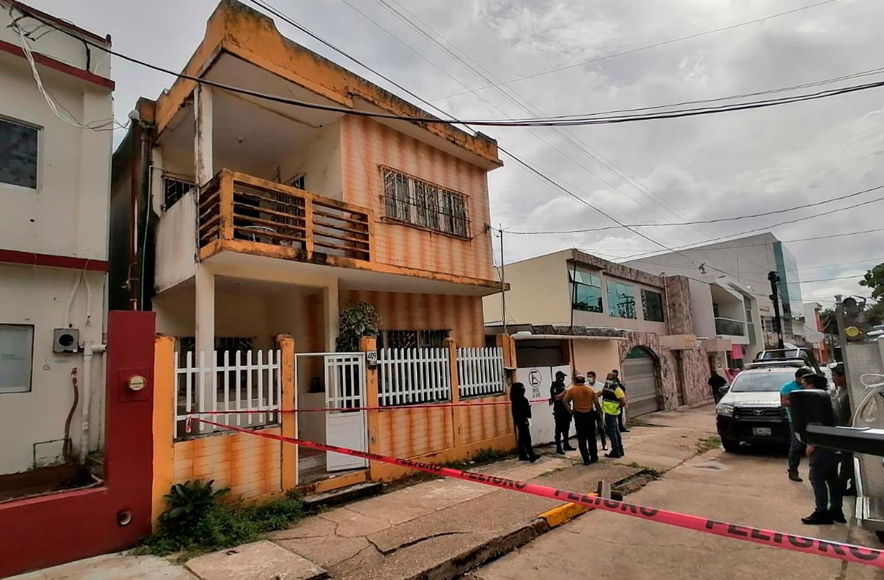 En incendio, fallece madre de exalcalde de Coatzacoalcos