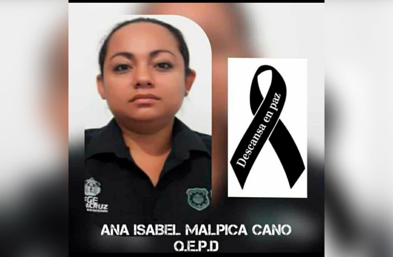 En la Tinaja, muere policía ministerial en accidente vial