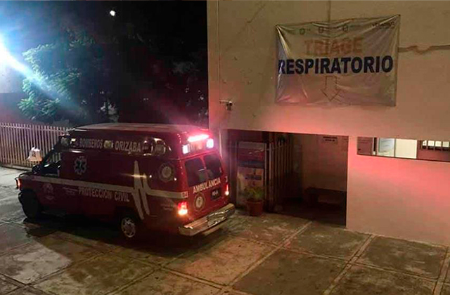 En menos de 24 horas fallecen 4 pacientes covid en Río Blanco
