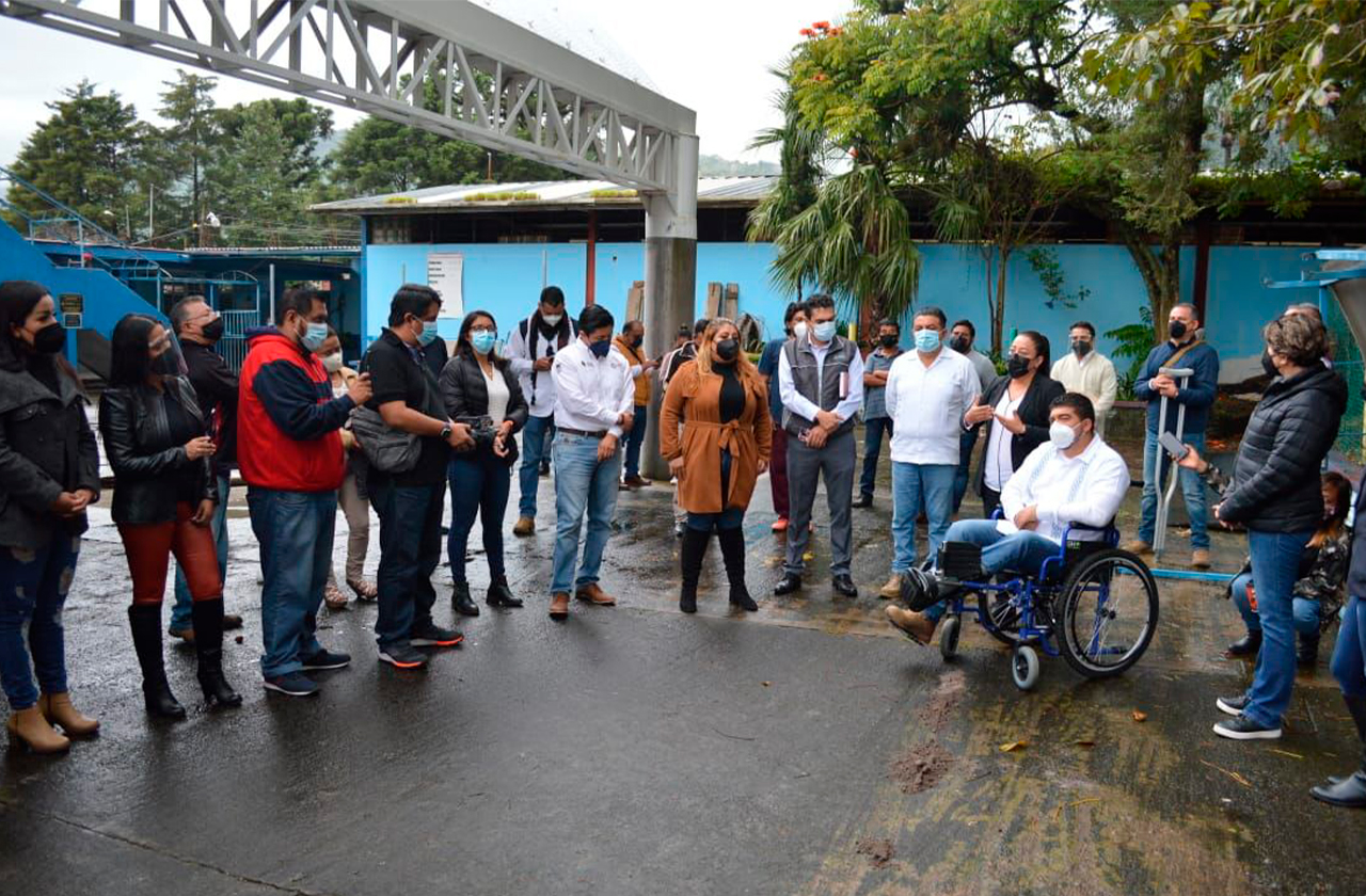 En Río Blanco, titular de SEP destaca infraestructura escolar de Veracruz
