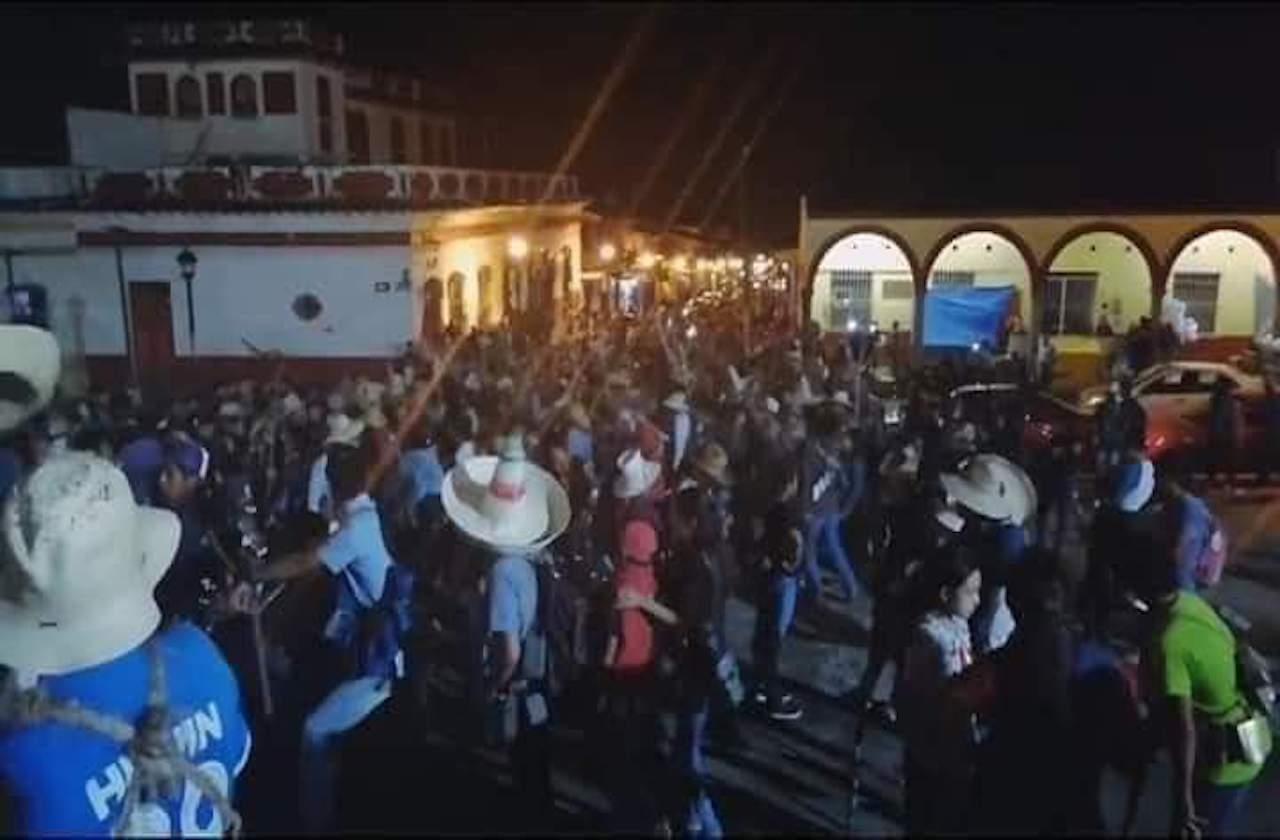 En Xico, pobladores anteponen fiestas patronales a covid-19