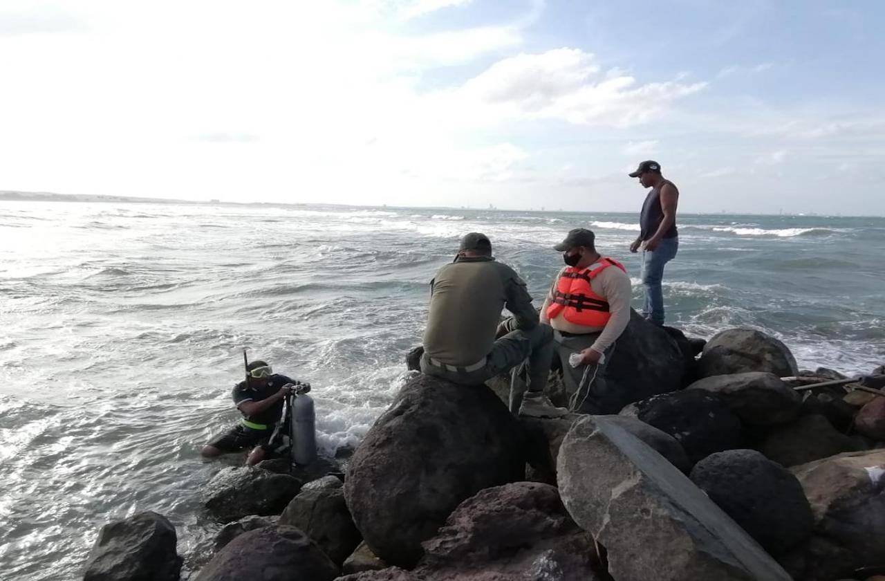 Encuentran cuerpo de tercer niño ahogado en playa de Alvarado