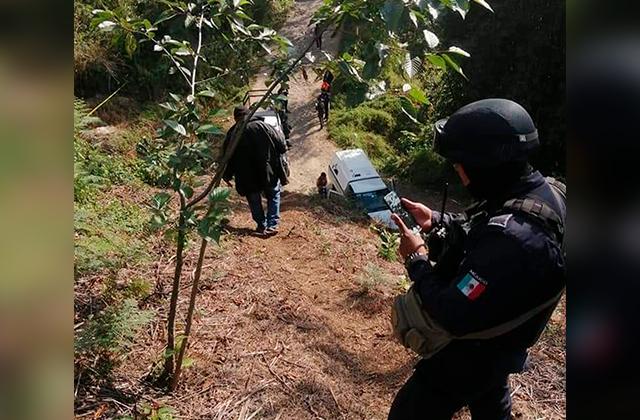 Encuentran cuerpo de un hombre destazado en Chocamán