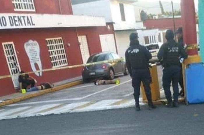 Dos muertos tras persecución y enfrentamiento en Orizaba