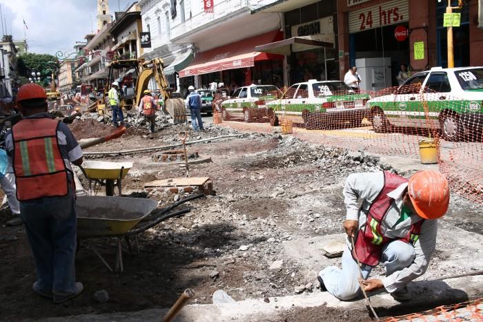 Américo solicita 640 mdp para obras en 2018