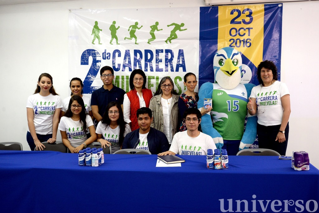 Estudiantes de Nutrición donaron suplementos alimenticios al Cecan