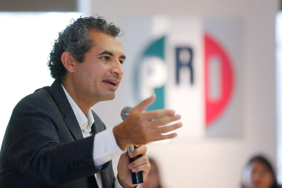Enrique Ochoa Reza culpa a AMLO de los saqueos