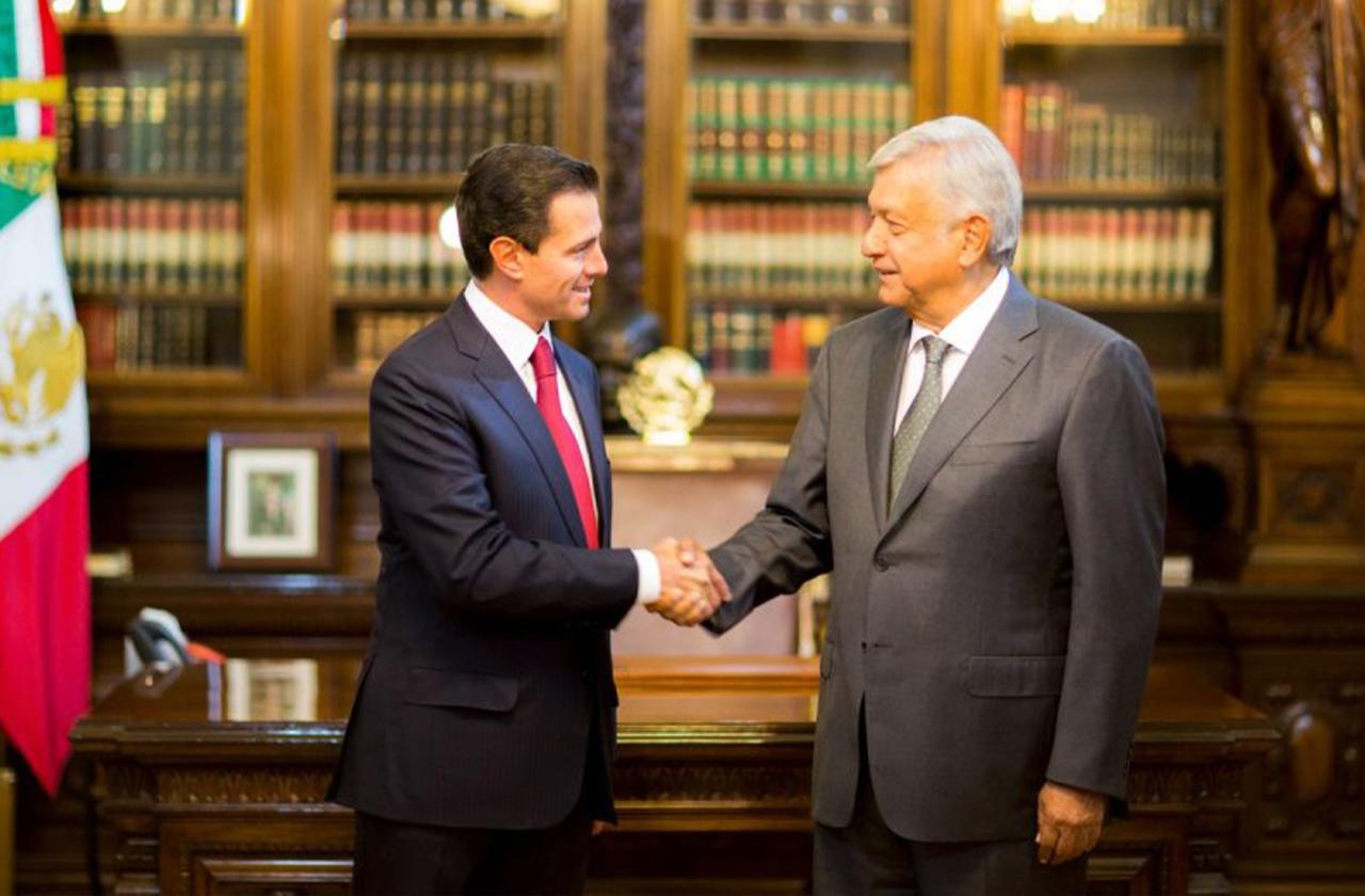 Niega AMLO estar enterado sobre investigación por corrupción contra EPN