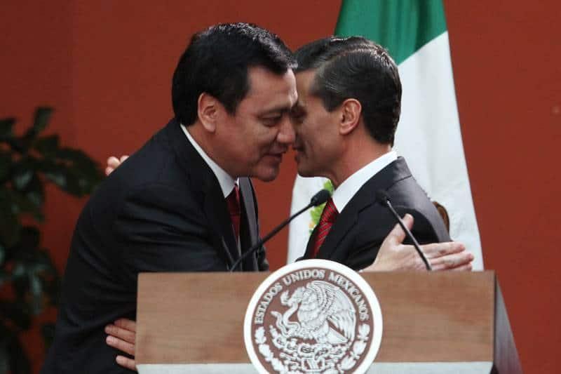 Así fue la caída de Osorio Chong en el sexenio de Peña