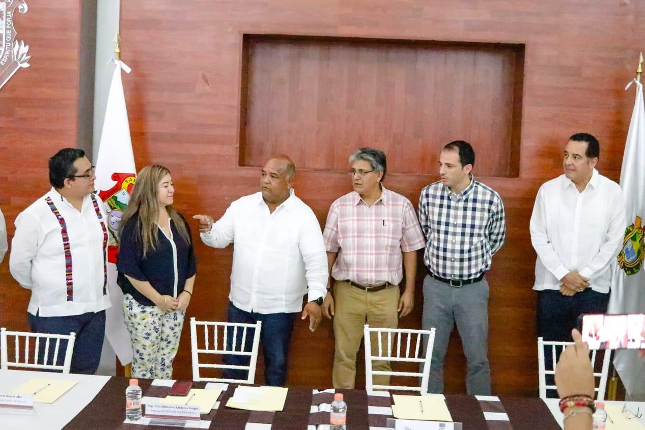 Acusan a gobierno de Cuitláhuac por intervenir en proceso interno de Morena