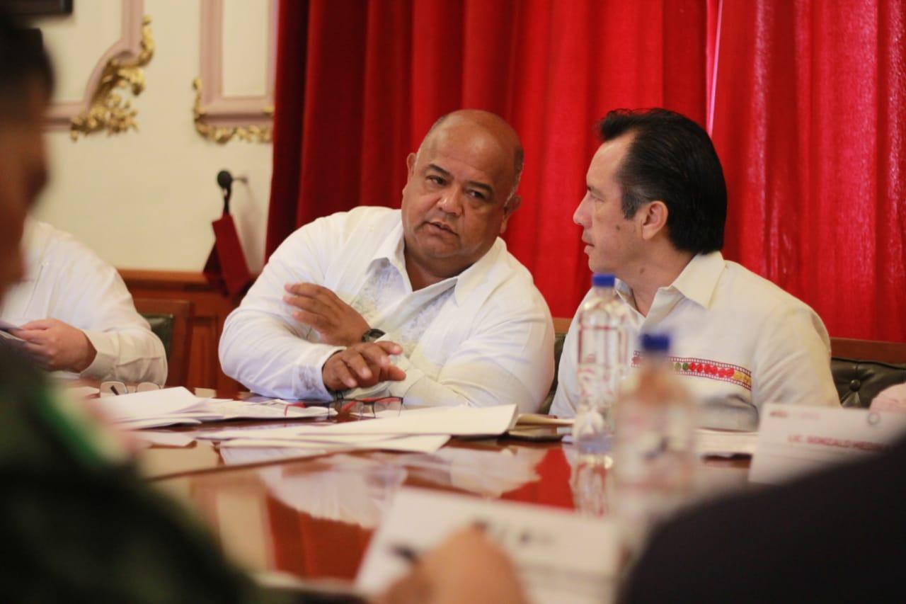 Secretario de Gobierno acusa a Winckler de proteger a delincuentes
