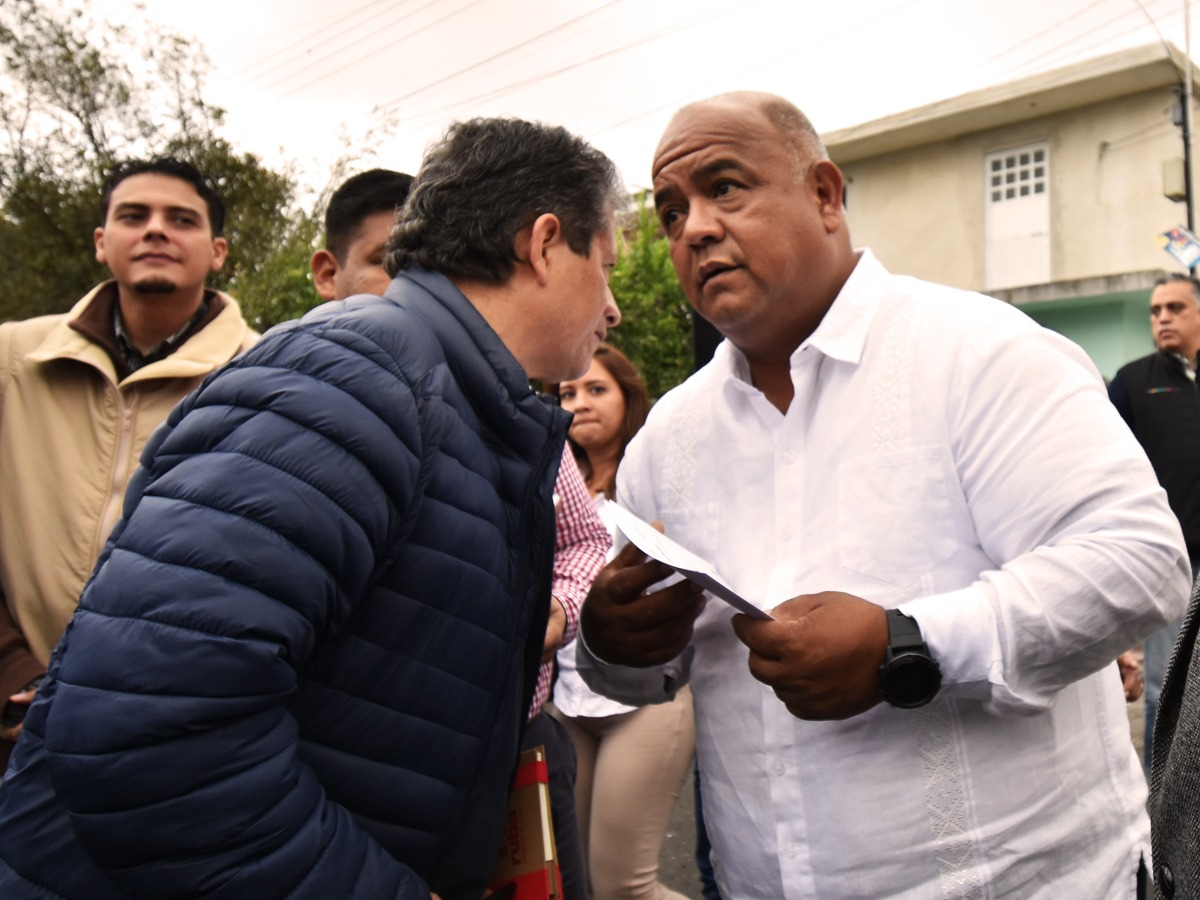 Con Cuitláhuac buscan crear municipio 213 en Veracruz