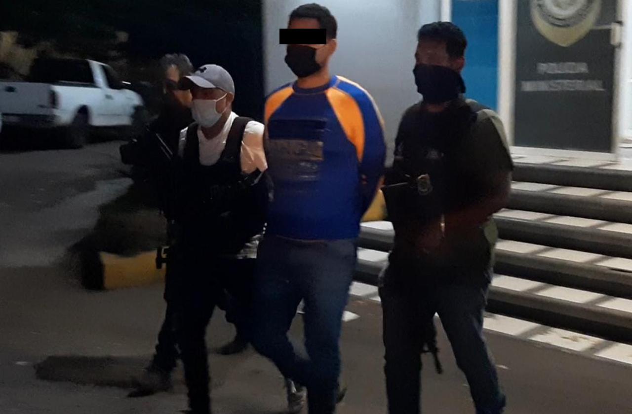 Dan prisión preventiva a Ernesto N, presunto agresor de Karla