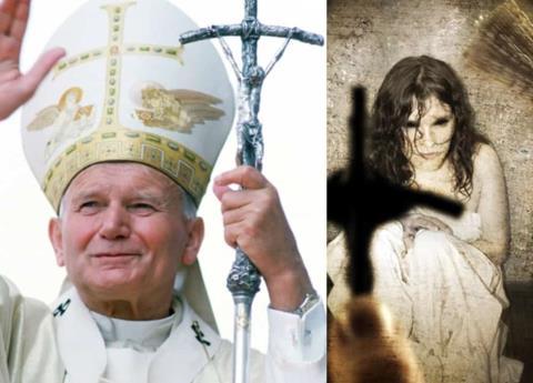 Los exorcismos de Juan Pablo II