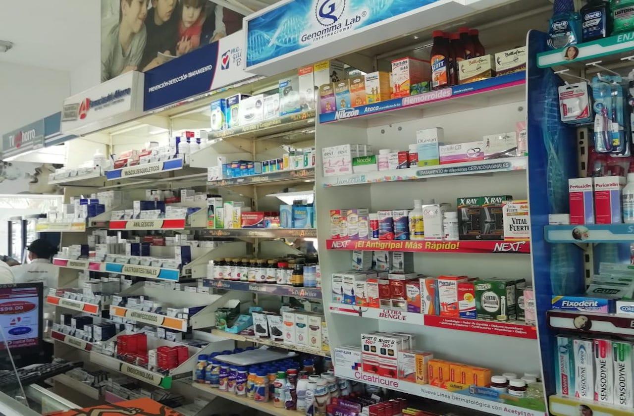 Escasean ivermectina y azitromicina en farmacias de Coatza