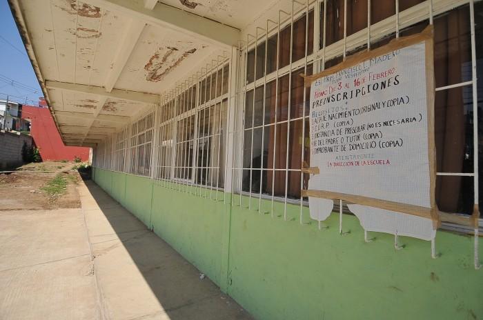 Escuelas de Xalapa solicitan reforzar su seguridad