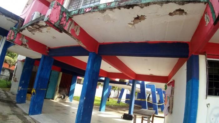Tres escuelas suspenden clases en Veracruz puerto por daños estructurales