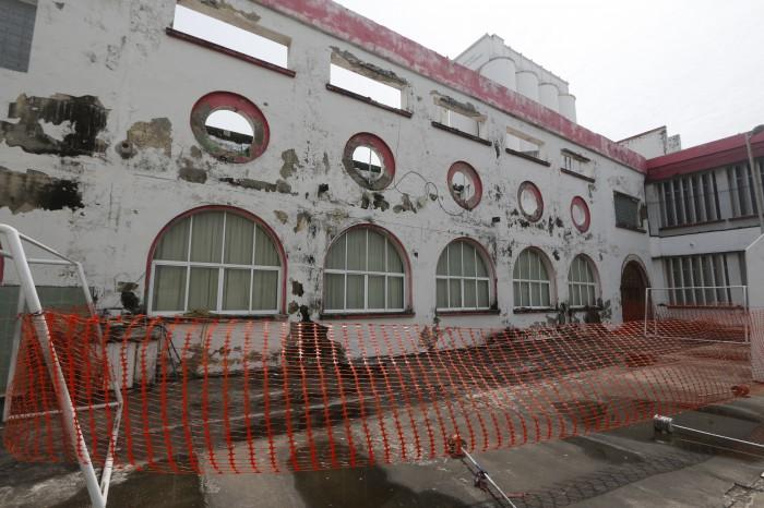 Escuelas de Veracruz tienen daños por falta de mantenimiento, no por sismos