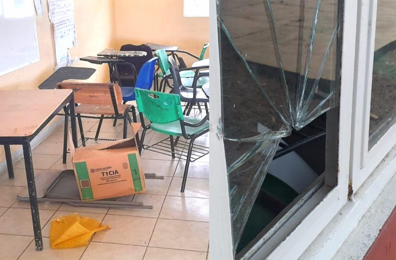 Lanzan plan contra robo de escuelas en Veracruz
