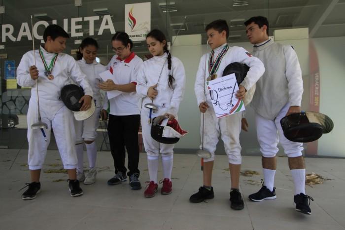 Instituto Veracruzano del Deporte defraudó a esgrimistas