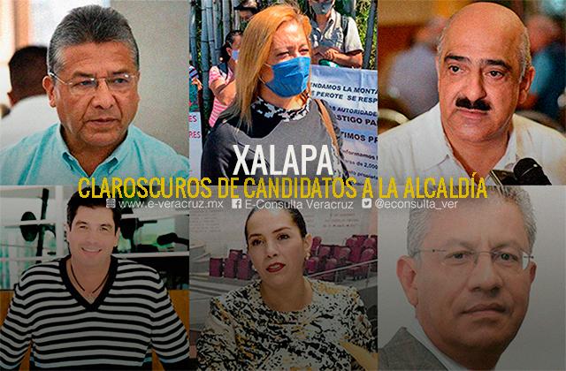 Las opciones de los xalapeños para la presidencia municipal