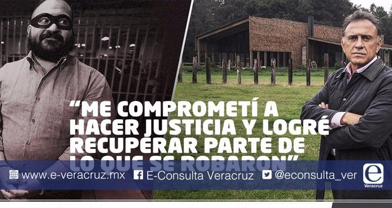 """El Karma alcanzó a Yunes: pide que no estigmaticen a """"yunistas"""" en cargos públicos"""