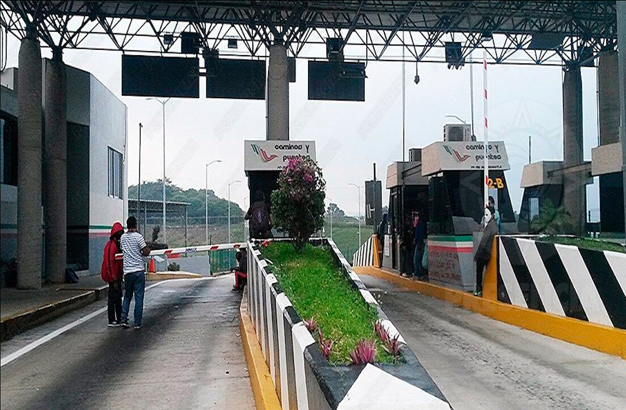 Estas son las nuevas tarifas en supercarretera Las Choapas-Ocozocoautla