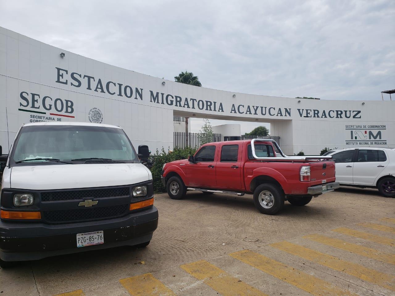Maltrato a migrantes obliga remodelación de estancia en Acayucan