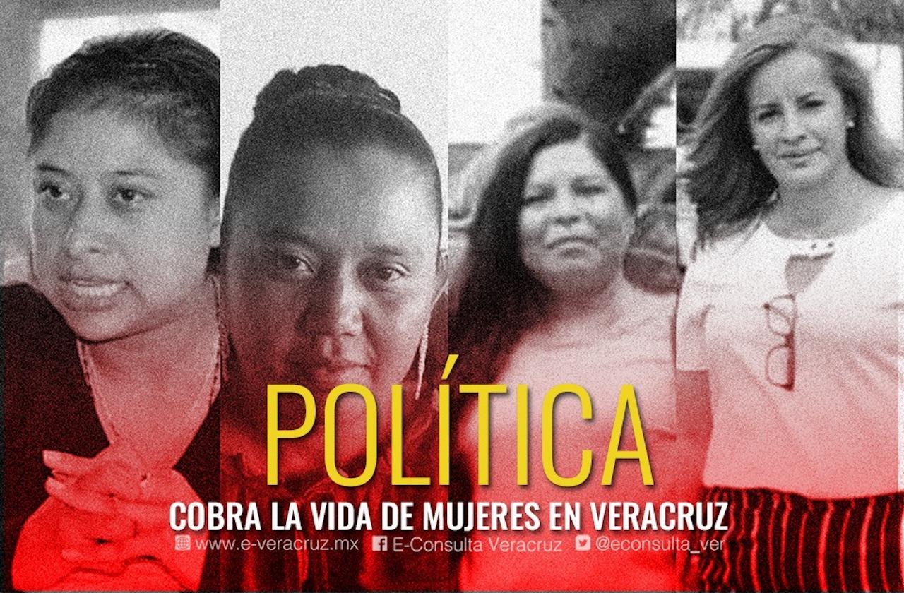 Estas 4 políticas fueron asesinadas en gobierno de Cuitláhuac García