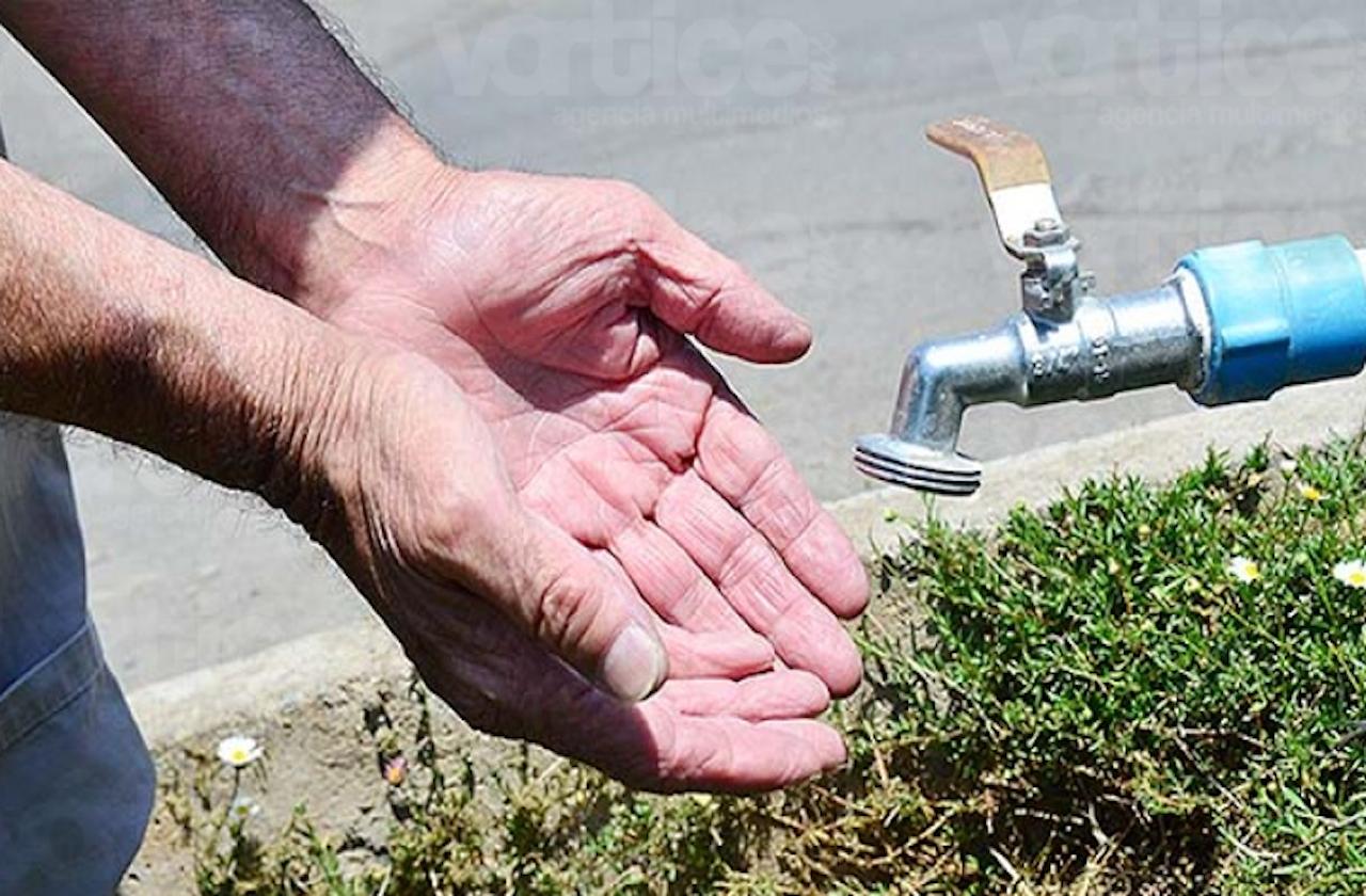 Estas 25 colonias de Xalapa se quedarán sin agua