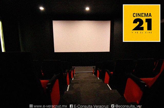 Tras 1 año de pandemia, cine xalapeño rentará salas desde 500 pesos