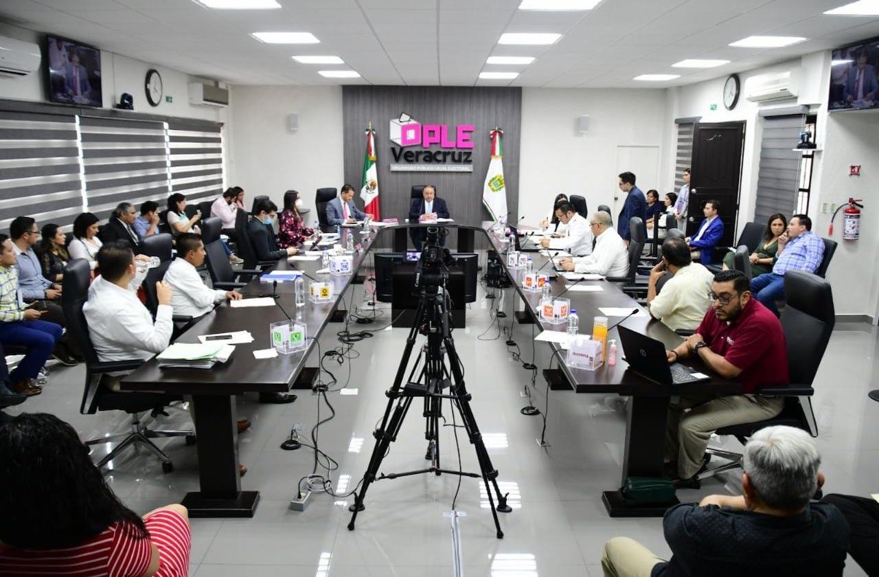Este es el costo de los nuevos partidos locales en Veracruz