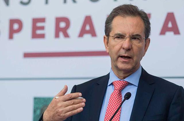 El nuevo embajador de México en E.U será Esteban Moctezuma Barragán