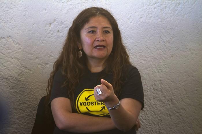 Estado de emergencia en Veracruz en materia de derechos humanos: Casados