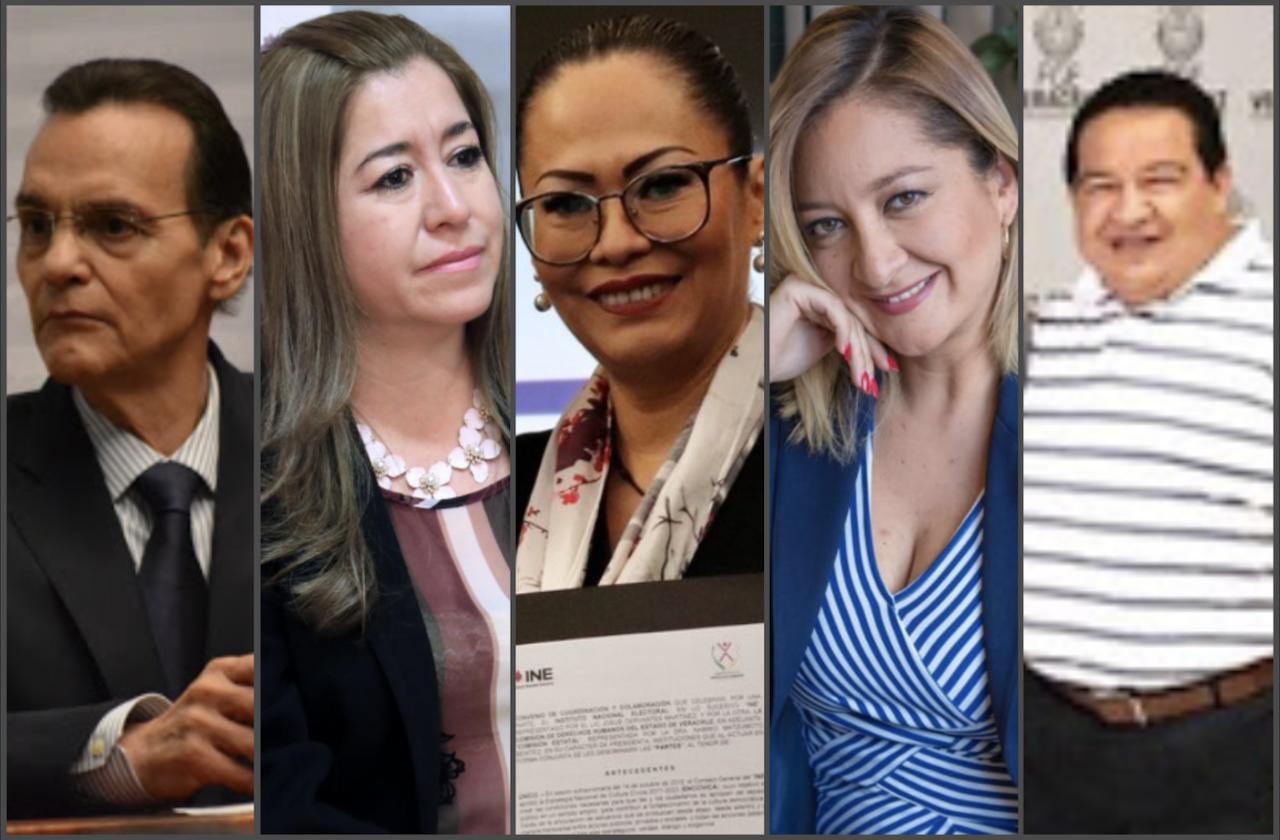 Estos son los 13 candidatos que buscan presidir la CEDH