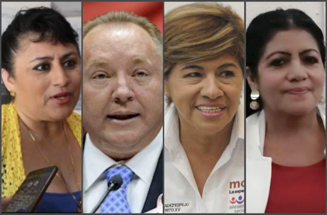 Estos son los candidatos del Distrito Federal Veracruz 4