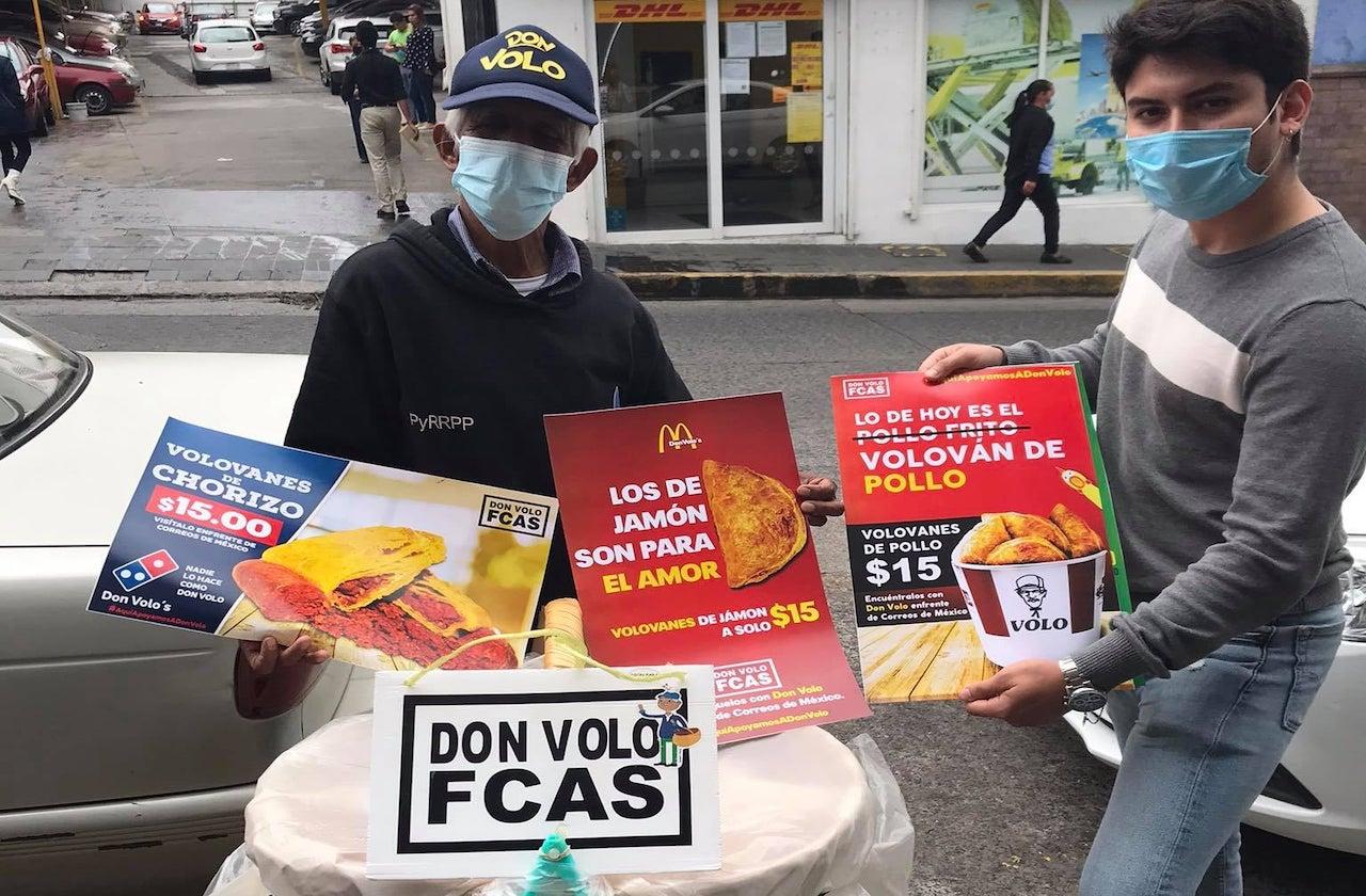 """Estudiantes de la UV hacen de""""Don Volo"""" una gran marca en Xalapa"""