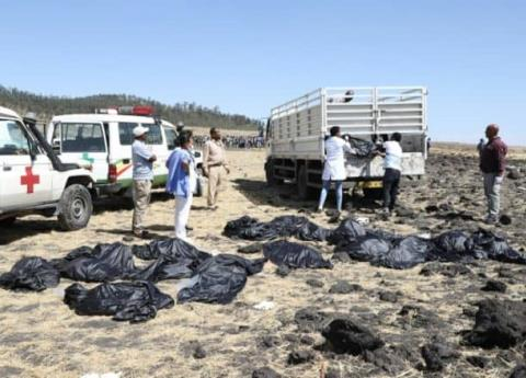 Mexicana viajaba en avión accidentado en Etiopía