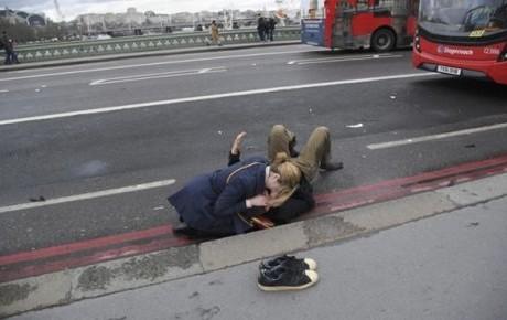 Turista estadounidense entre víctimas de atentado Londres